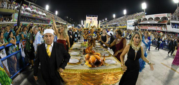 Campeãs do Rio voltam à Sapucaí