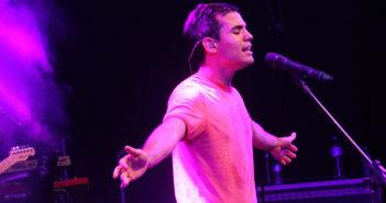 Bruno Gadiol faz show no Parque Municipal no domingo