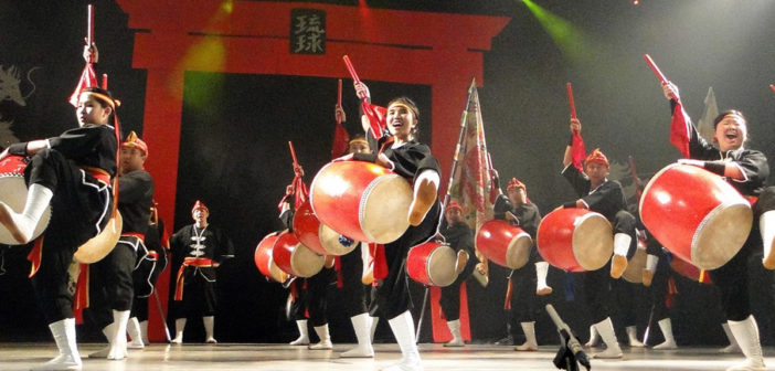Festival da Cultura Japonesa no Parque Municipal
