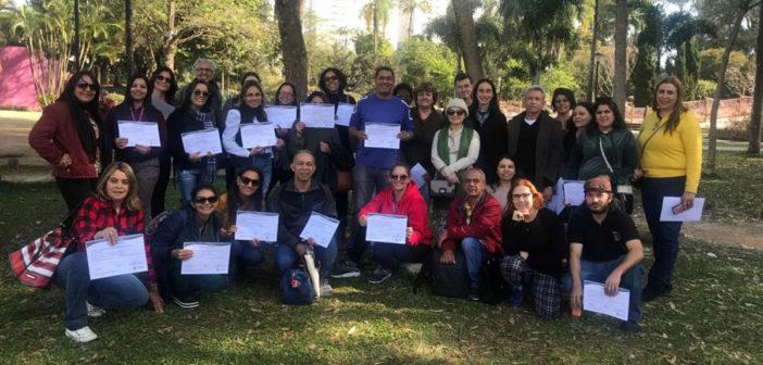 "Curso ""Riquezas de Barueri: Mata Atlântica"" capacita professores da rede municipal"