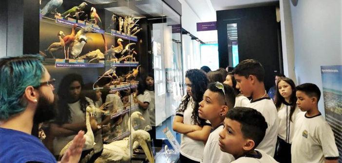 Jovens Cientistas da Emef Pimentel vivem mais uma importante experiência