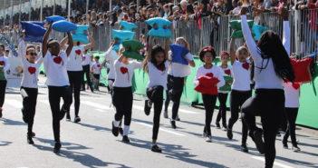 Desfile Cívico faz referência aos 70 anos de Barueri