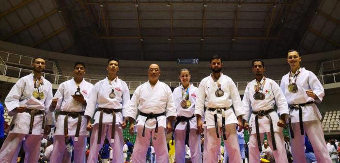 Sete karatecas de Barueri representam o estado de São Paulo em Cuiabá