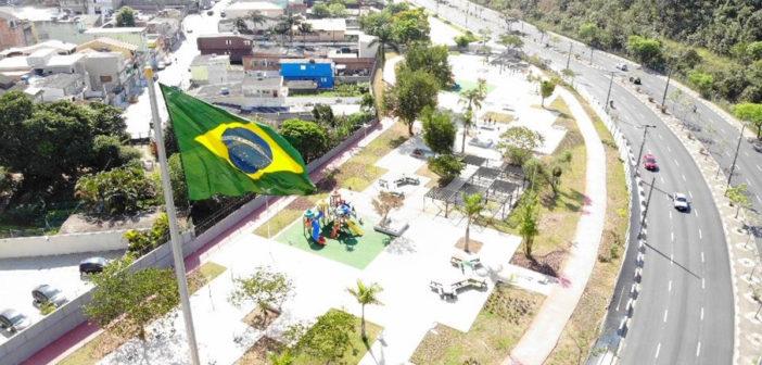 Prefeitura entrega praça no Jardim Audir com diversas atrações neste sábado