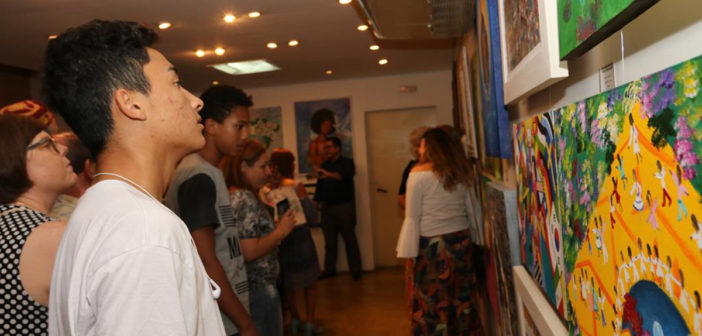 """Exposição """"Por um País de Paz"""" fica aberta até dia 30 no Museu de Barueri"""