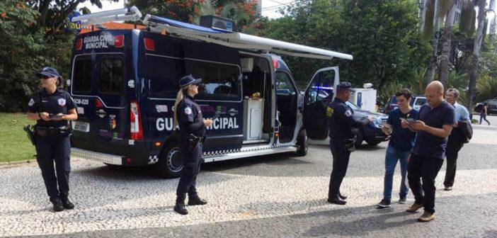 Guardiãs Maria da Penha realizam ações de combate à violência doméstica