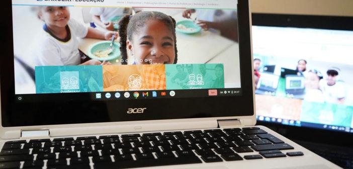 Educação conta com Diário de Classe Digital