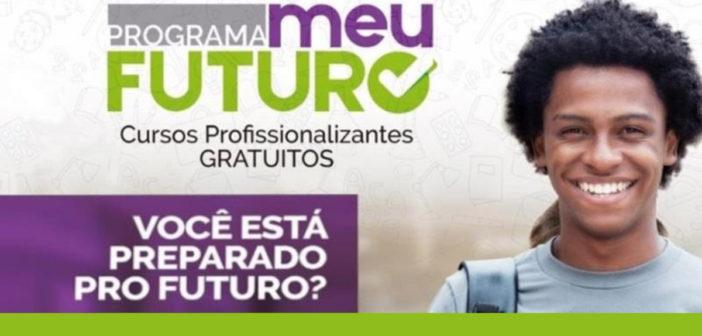 Meu Futuro abrirá inscrições para cursos de qualificação a distância